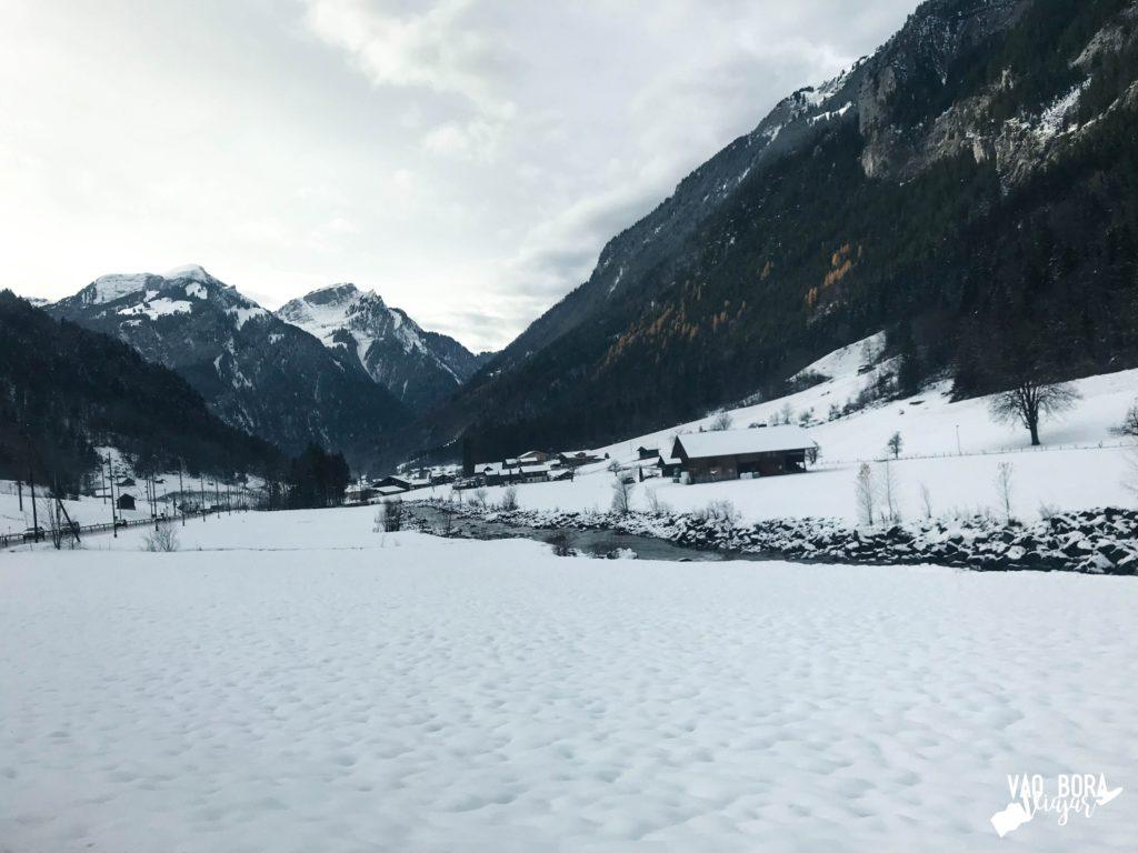 Grindelwald road