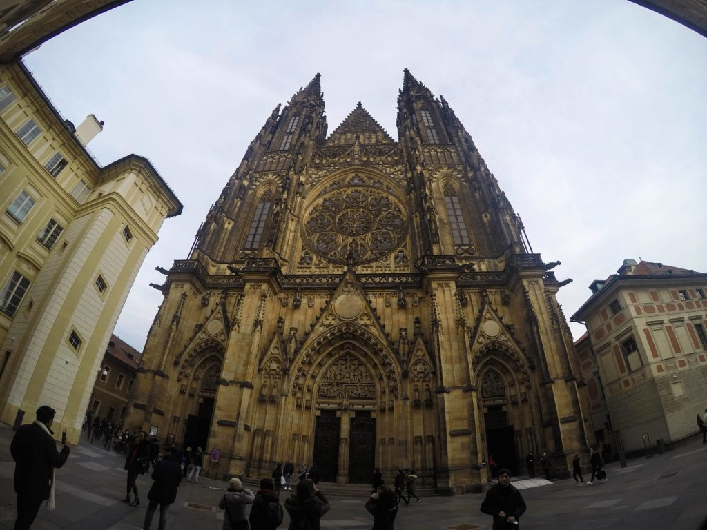 Catedral Castelo de Praga
