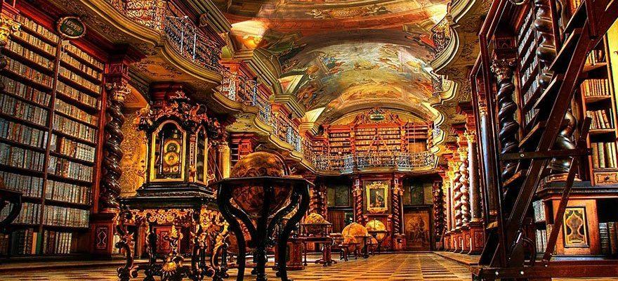 Biblioteca do Mosteiro Strahov