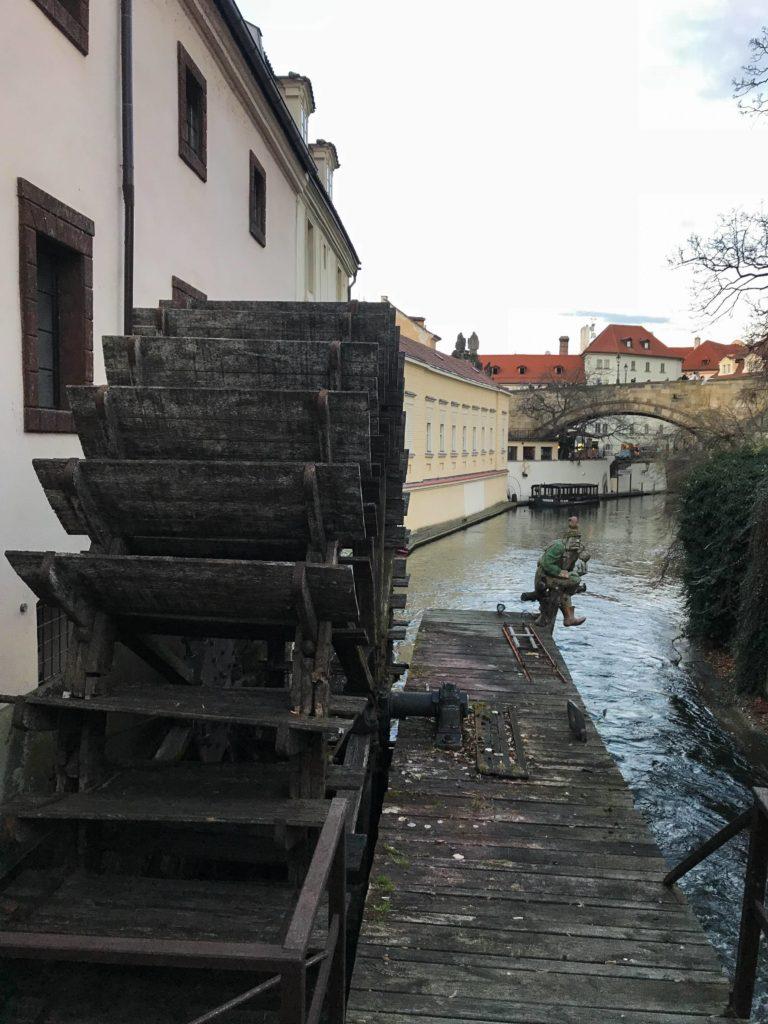 ilha kampa - Praga