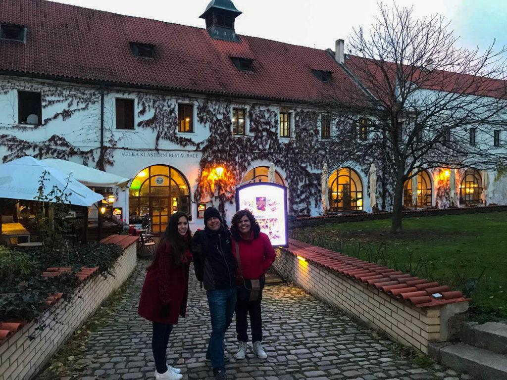 Restaurante Mosteiro Strahov