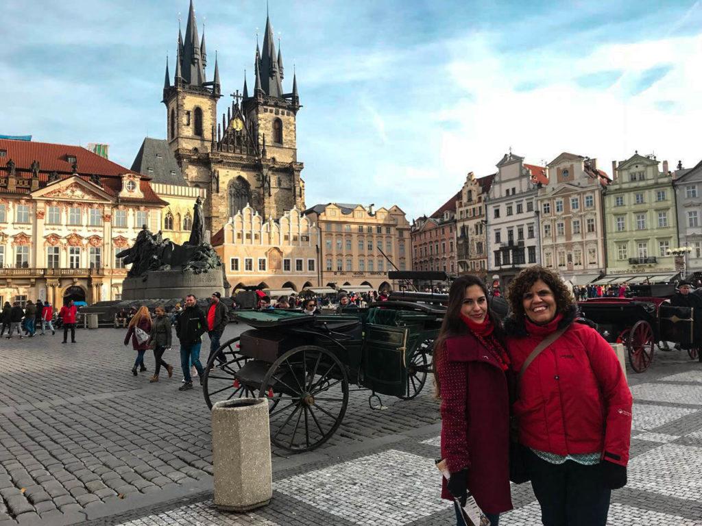 Old Town Square - Praga