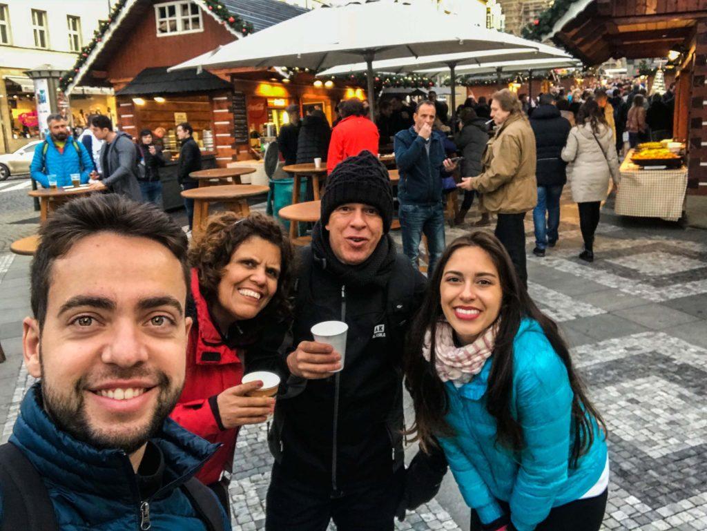 Mercado de Natal Praça Venceslau