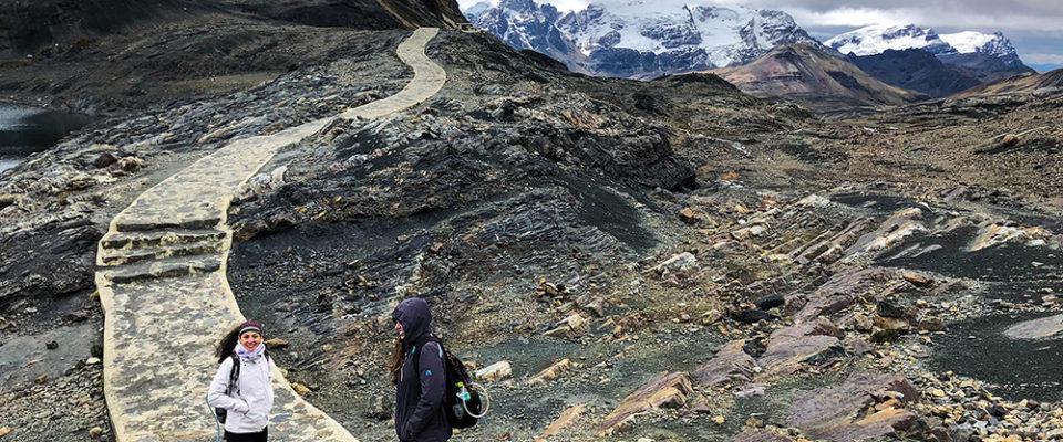 Subida ao Glaciar Pastoruri
