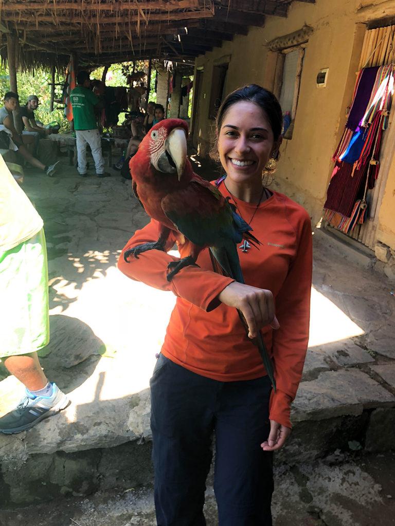 Casa do Macaco - parada no meio do caminho pra aprender mais sobre o Peru