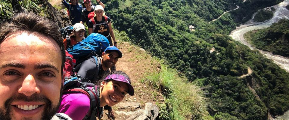 Caminhada Inca Jungle