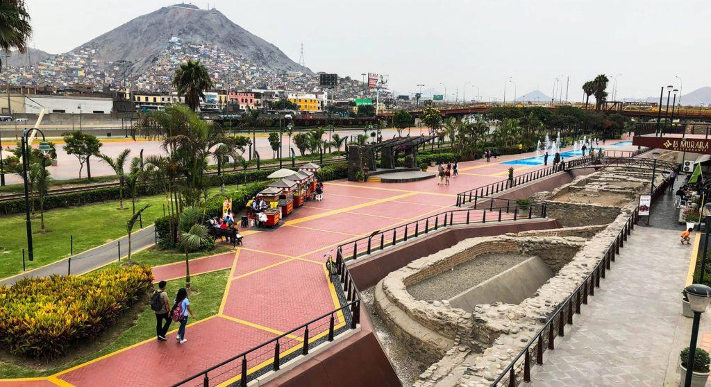 Parque das muradas